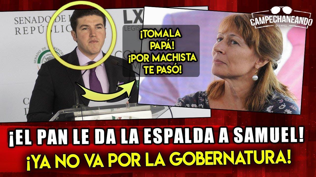 TÓMALA PAPÁ! SAMUEL GARCÍA PIERDE LA OPORTUNIDAD DE SER GOBERNADOR DE NUEVO LEÓN!