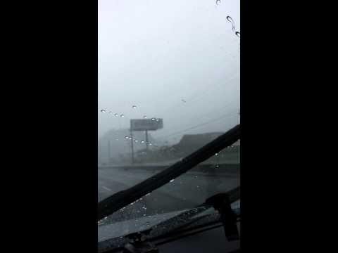 Tornado en Don Frappé Añasco Puerto Rico