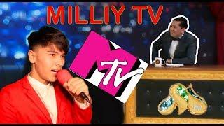 BEK VLOGS MILLIY TV SHOWIDA