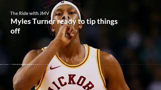 Myles Turner Joins JMV