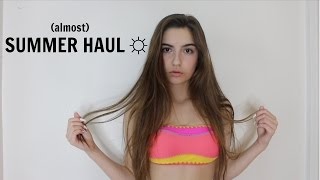 huge summer haul ☼ (zaful review)