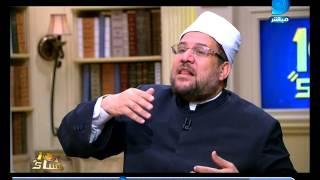 العاشرة مسا| رد محمد مختار جمعة وزير الأوقاف على دعاء محمد جبريل فى ليلة القدر
