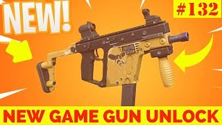 'NEW' GUN GAME Unlock!! - ( Fortnite Battle Royale Funny Moments) Gamplay #132