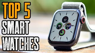 Top 5 Best Smart Watch for Android & iOS 2019
