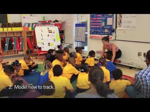 Ep. 01 - How to teach students to track the speaker (KIPP)