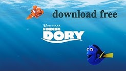How to download finding dory 1080p (blue ray) HD in MOBILE