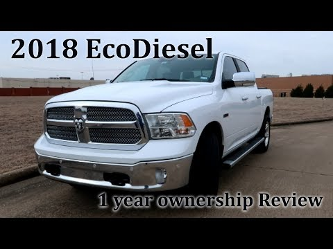 2018 Ram EcoDiesel - 1 Year Ownership Review