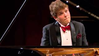 Szymon Nehring – Polonaise in F sharp minor Op. 44 (second stage)