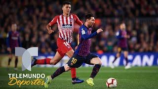 ¿Qué necesita el Barcelona para ser campeón en la Liga de España? | Telemundo Deportes