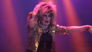 Linnea von Kattendam - Tina Turner @Tavastia