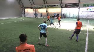 Полный матч FC Profi 3 1 Husky Турнир по мини футболу в Киеве