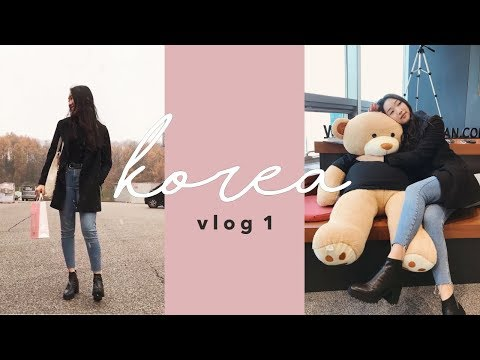KOREA VLOG 1 | StyleKorean Warehouse Tour, COSRX Office, Hotel Tour, etc.