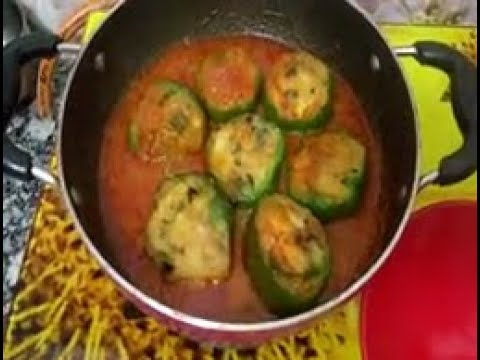 BHARWA CAPSICUM most easy recipe and it gets ready in 30 minutes very delicious to eat