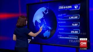 Perkembangan Virus Corona di Indonesia, Makassar Juga Tertinggi  | COVID-19 UPDATE (7/4/20)