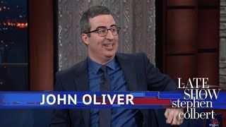 John Oliver's Favorite British Winter Olympian Failed Miserably