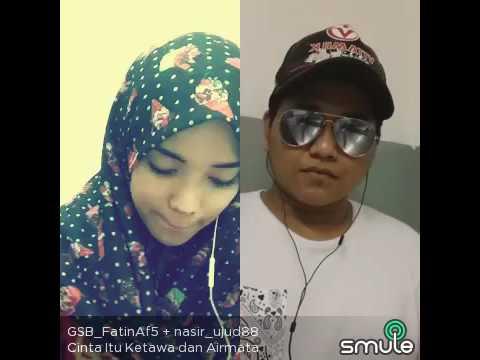 Cinta Itu Ketawa dan Airmata - Bennajir Ujud ft FatinAF5