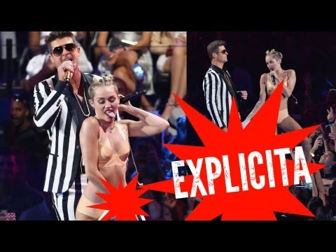 ¡Rihanna, 1D Reaccionan a Miley Cyrus en Los VMAs 2013!