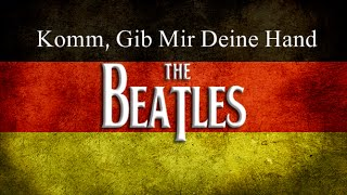 ♪♫ Komm, gib mir deine Hand - The Beatles (cover) by Freddy MaCcrey