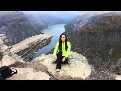 Trolltunga Hike: Hardangerfjord, Norway - Travel Blog (RTW #6)
