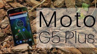 Обзор Moto G5 Plus — лучший представитель среднего класса