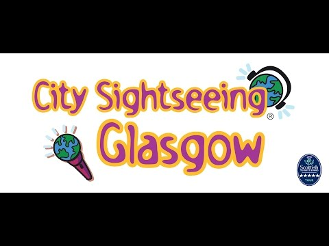City Sightseeing Glasgow tours