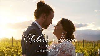 Chelsea + Reece's Wedding