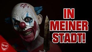 Ein Horror-Clown in meiner Stadt! - Der echte Pennywise!