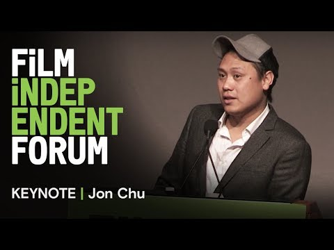 Film Independent Forum, Jon Chu Keynote