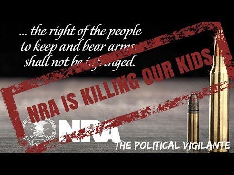 NRA Is Terrorist Organization That Murders Americans - The Political Vigilante - 동영상