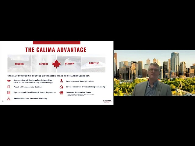 Calima Energy ASX CE1 Project Update Mines and Money Online Connect