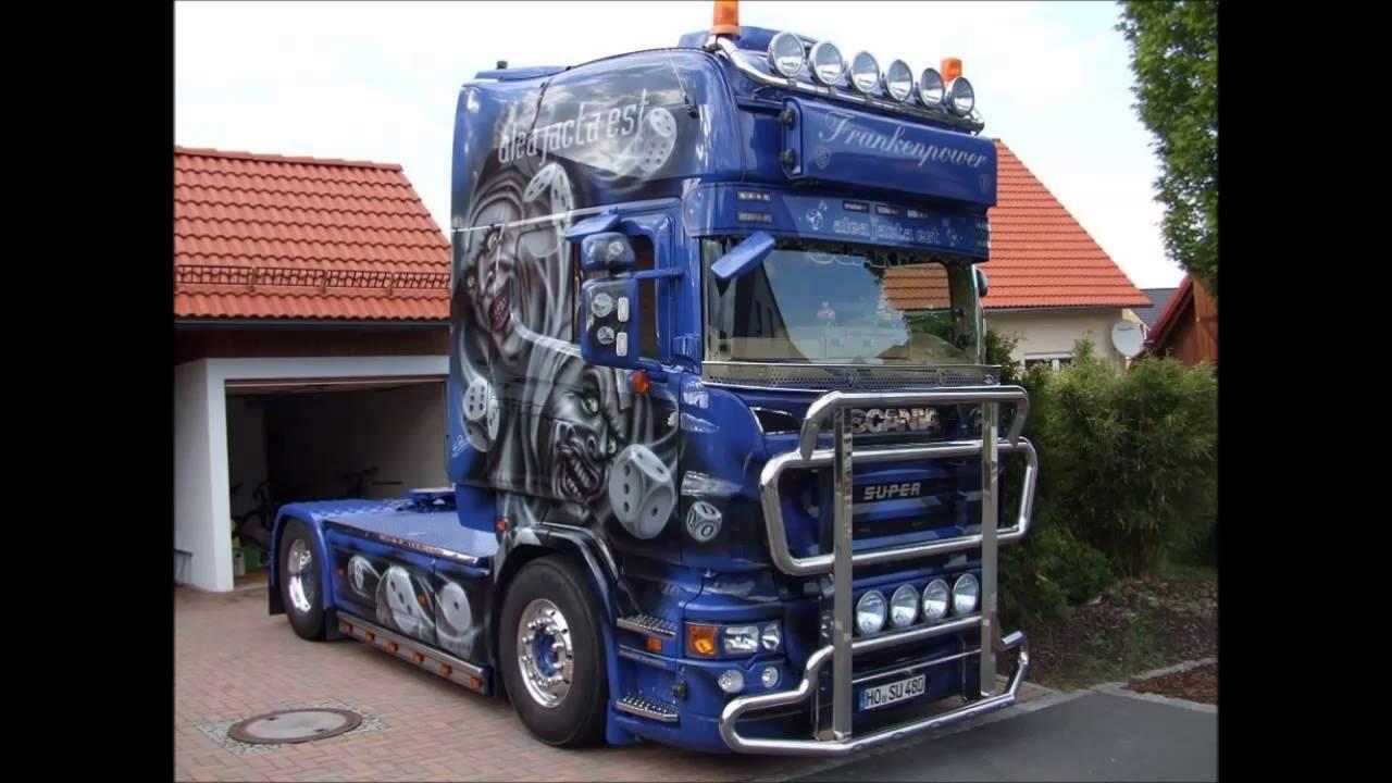 Scania Sign Scania S730 Hector El Pocero Scania Flickr