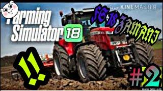 FARMİNG SİMİLATÖR OYNADIK #2