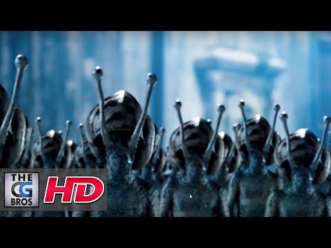"""CGI 3D/VFX Studio Showreel: """"Axis Animation Showreel - 2017"""""""