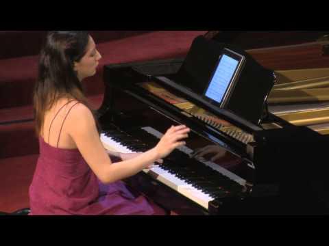 Tanya Gabrielian, piano performs Arturo Cardelus - Demian Somata