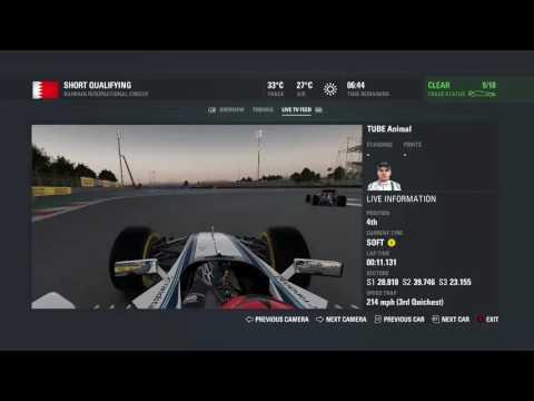 XRL F4 Race 2 Season 11 - Bahrain