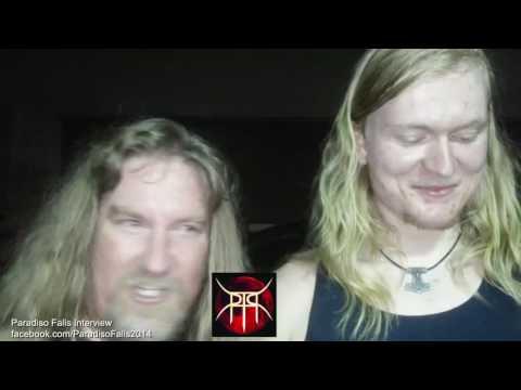 Heavy Metal Television - Hessian Interviews Paradiso Falls 2016