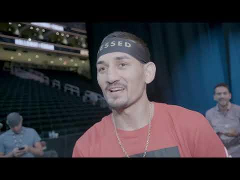 UFC 240׃ Обзор церемонии взвешивания