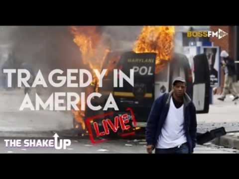 THE SHAKEUP - TRAGEDY IN AMERICA