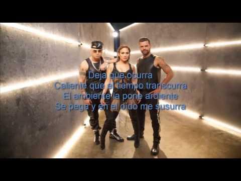 Adrenalina   Wisin Ft Jennifer López, Ricky Martin  Letra  Lyric
