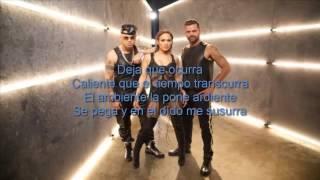 Adrenalina   Wisin Ft Jennifer López, Ricky Martin  (Letra - Lyric)
