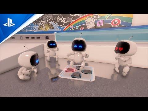 Astro's Playroom - Accolades Trailer l PS5