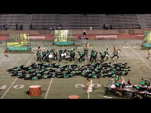 Thousand Oaks High School Marching Band, 2018 Rampage