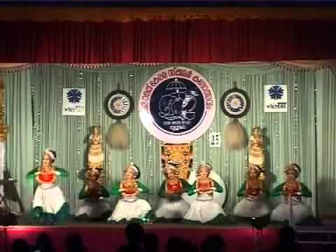 GROUP DANCE KERALA SCHOOL KOLOLSAVAM 2012 Travel Video