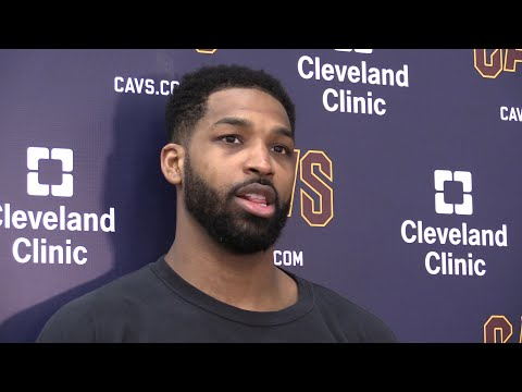 Tristan Thompson on Cavs being down 0-2 to Celtics ahead of Game 3