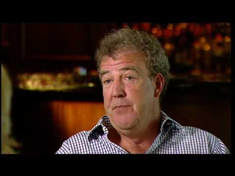 Jeremy Clarkson Top Gear Interview - Australian TV 2010 (Part 1/2)