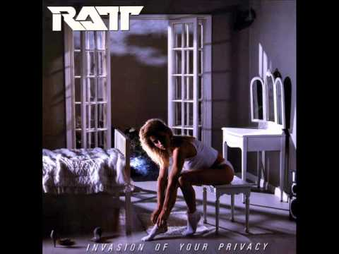 Ratt - Invasion Of Your Privacy 1985 Full Album