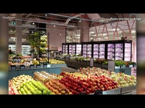 Kroger Launches Living Produce Farms Inside Some QFC Stores In King County