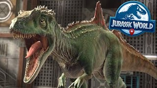 The NEW Hybrids and INDOMINUS REX!! - Jurassic World Alive | Ep14 ( Jurassic GO )
