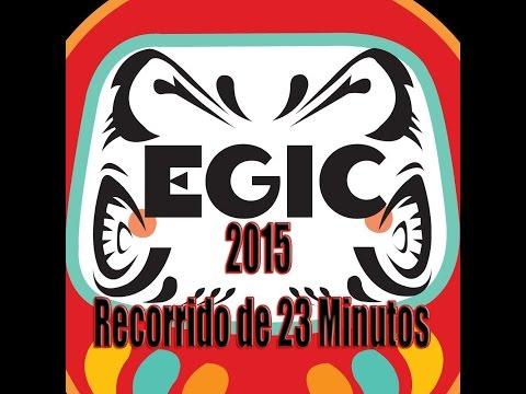 Expo - EGIC 2015 (Recorrido De 23 Minutos)