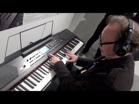 [Musikmesse] Korg Havian 30